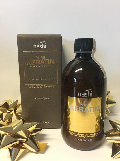 Nashi Pure Keratin 500ml